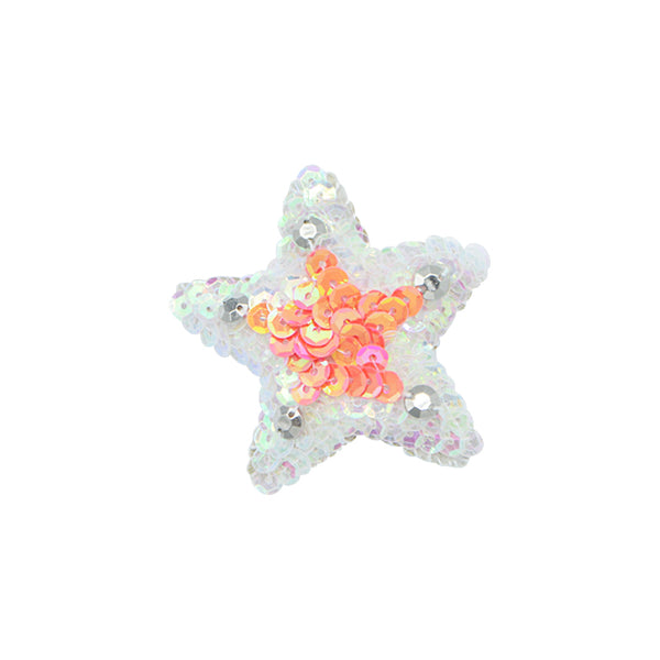 Pearl bow & Stars-Magnet