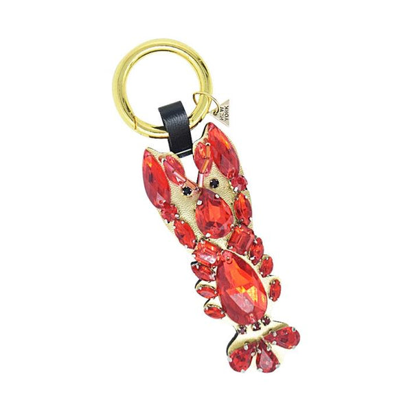 Red crystal lobster