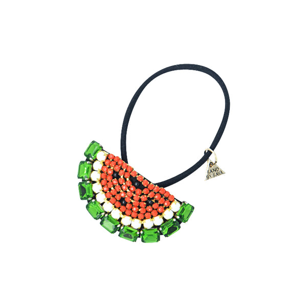 Watermelon, Beaded, Watermelon, Summer, Spring, Fruit