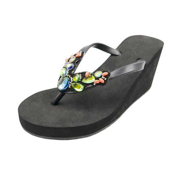 Cactus - Women's High Wedge Matte