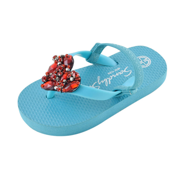 Chelsea Heart (Red) - Baby / Kids Sandal