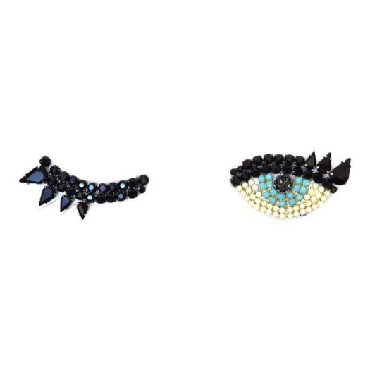 Eyes brooch online