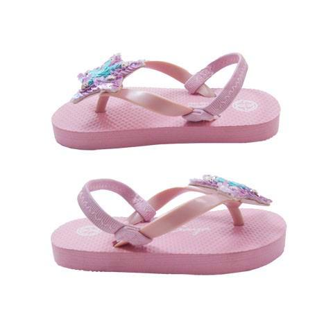 Baby Pink Kids / Baby Sandals Cute Stars View