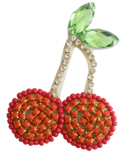 Cherry - Brooch