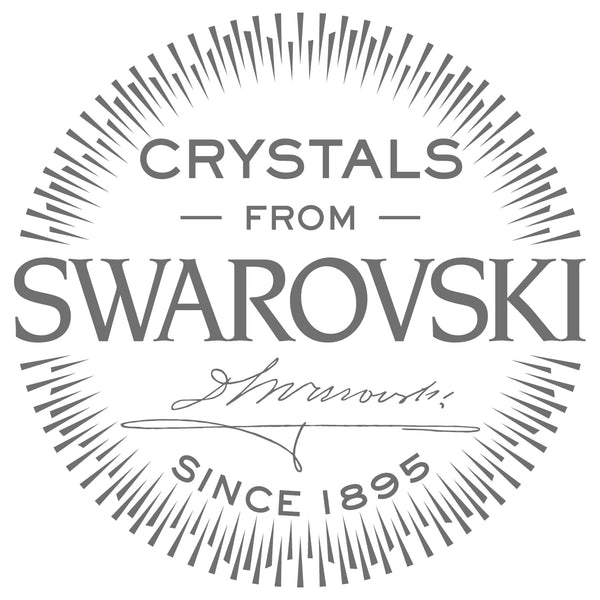 Swarovski Triangle - Women's High Wedge Matte