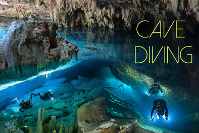The Complete Guide to Cave Diving