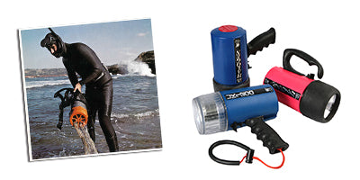 Product Care – Underwater Kinetics -Dive