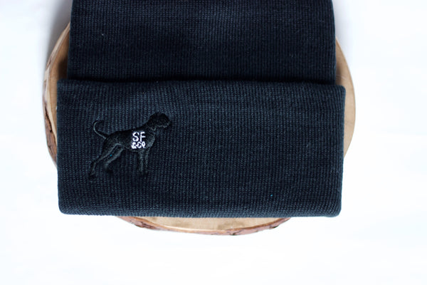 Boxer Logo Knit Toque
