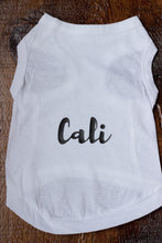 Custom Pet Tank Top