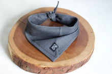 Grey Denim Bandana