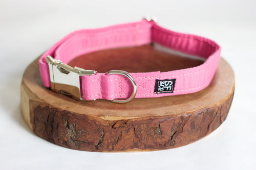 Hot Pink Collar (only available in S)