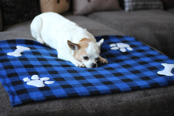 Fleece Dog Blanket
