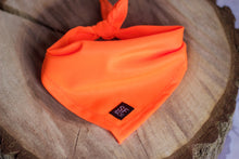 Blaze Orange Bandana (only available in S)