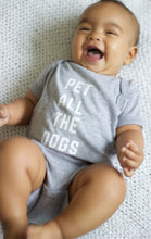 Pet All The Dogs Onesie