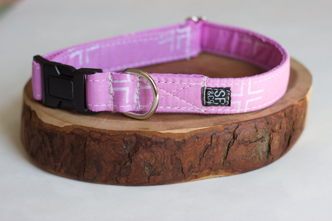 Party Pink Collar