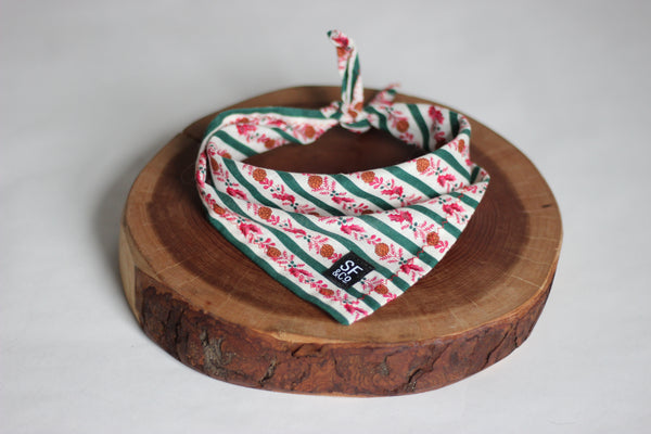 Holly Jolly Christmas Bandana