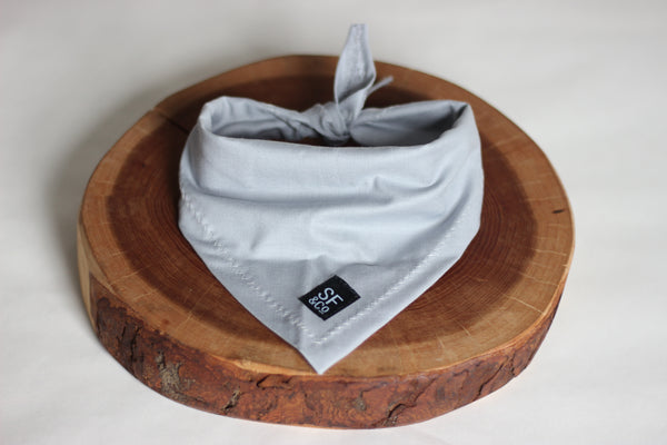 Suit Grey Bandana