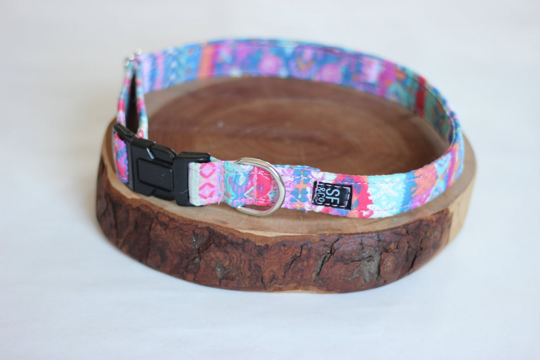 Aztec Collar (only available in XS/S + S)