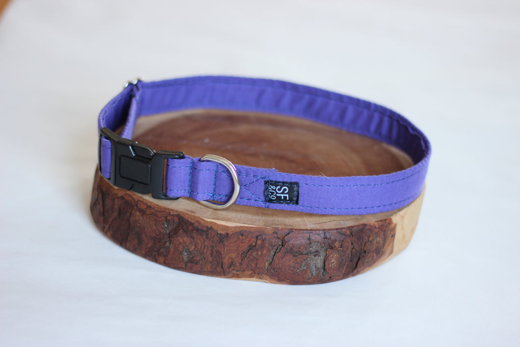 Purple Collar