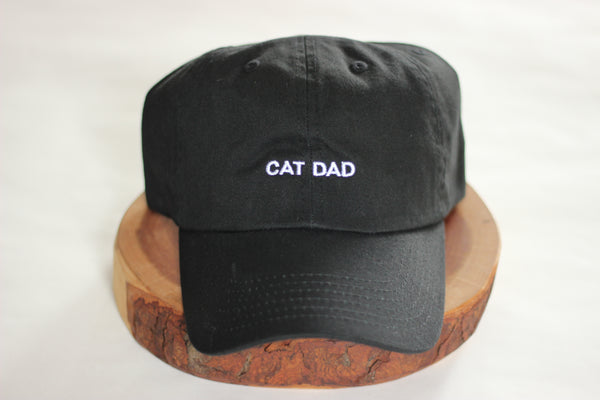Cat Dad Dad-Hat