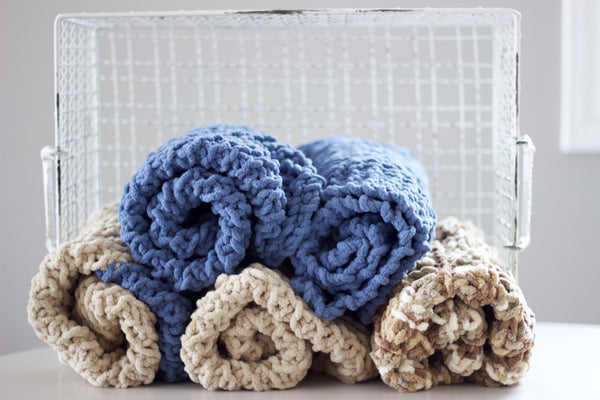 Knit Pet Blanket
