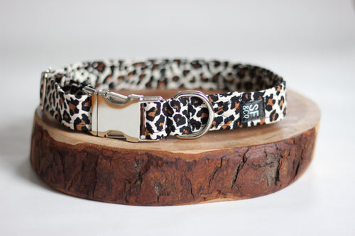 Leopard Collar (only available in S)
