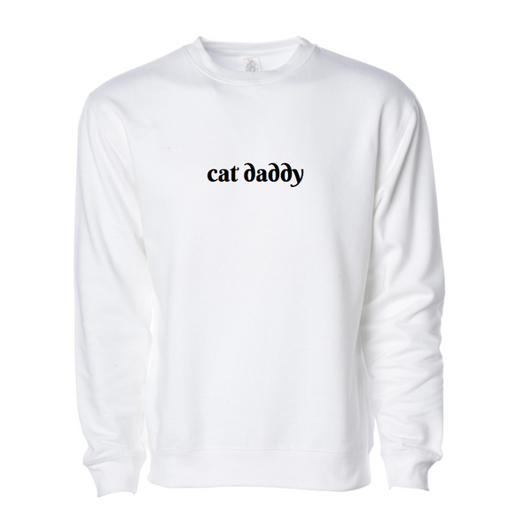 Cat Daddy Crewneck