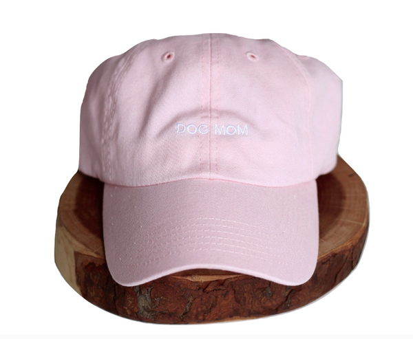Pink Dog Mom Dad-Hat