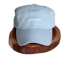 Baby Blue Dog Mom Dad-Hat