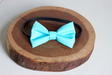 Tiffany Blue Bow Tie