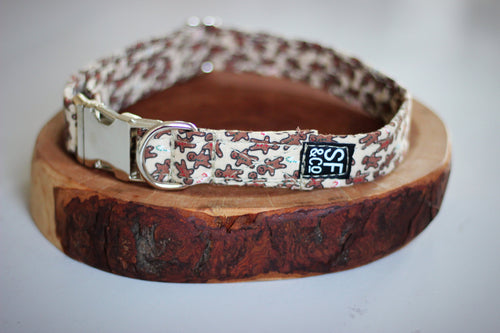 Gingerbread Collar