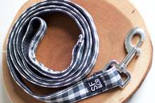 Gingham Leash