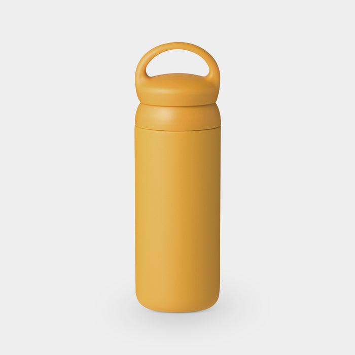 tokyobike - The Day Off Tumbler, Mustard - Kinto