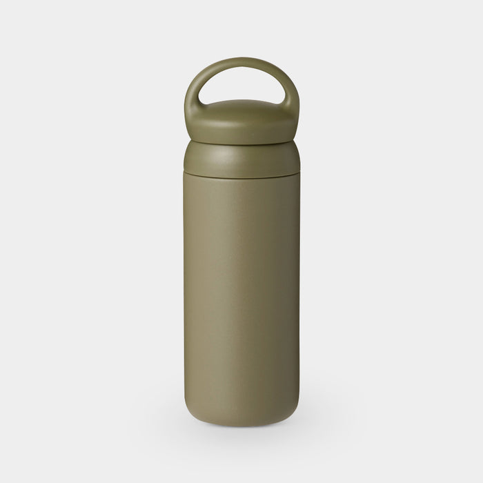 The Day Off Tumbler, Khaki