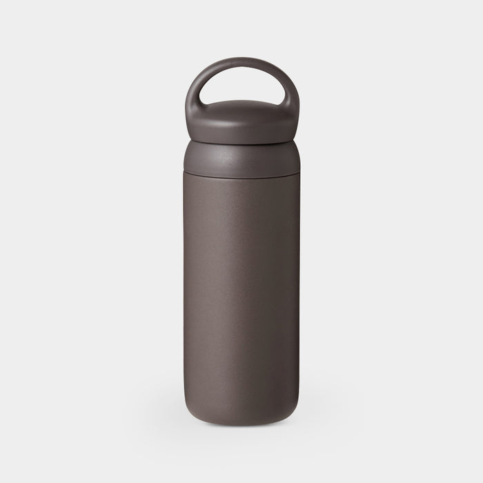 The Day Off Tumbler, Dark Gray