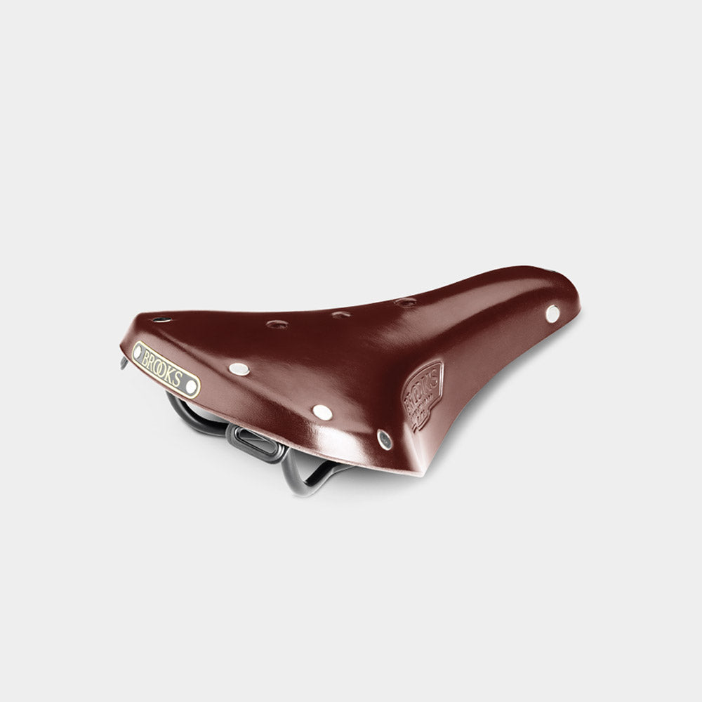 B17S Standard Women's Saddle, Antique Brown