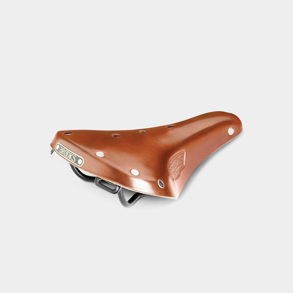 B17S Standard Women's Saddle, Honey