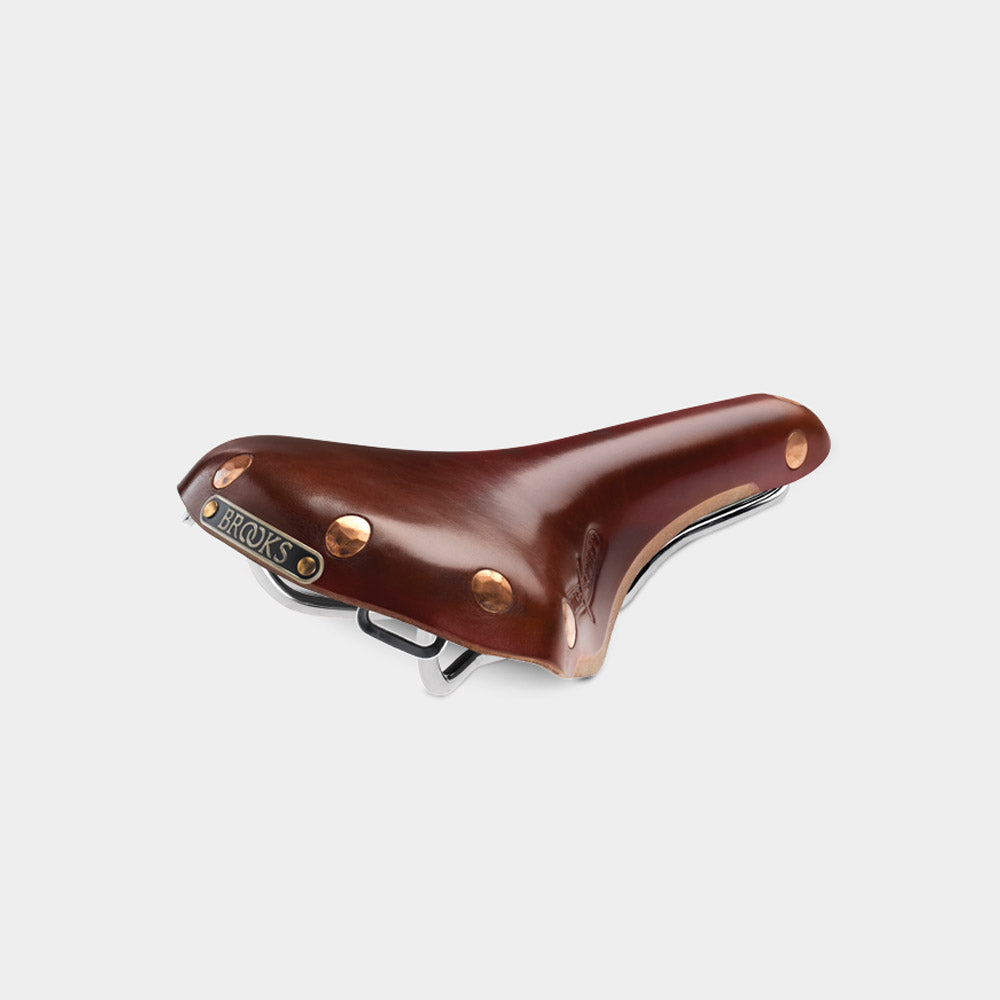 Swift Saddle, Antique Brown