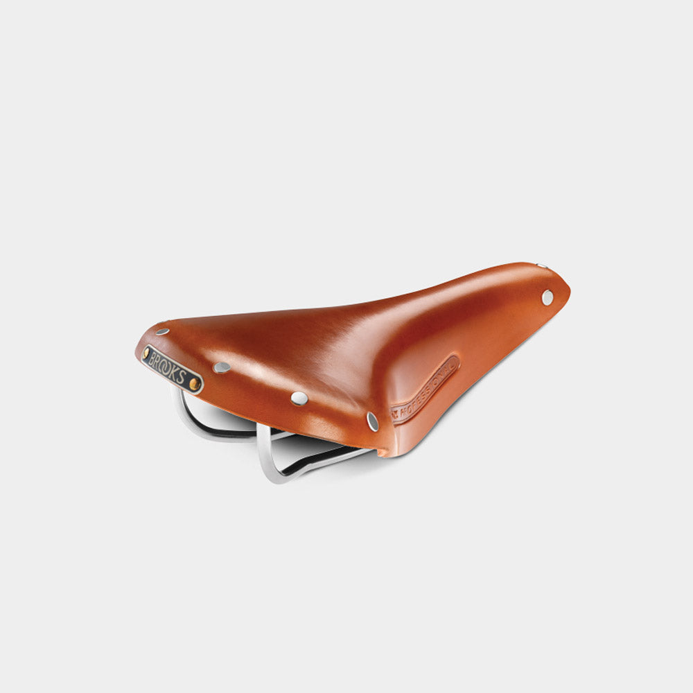 Team Pro Classic Saddle, Honey