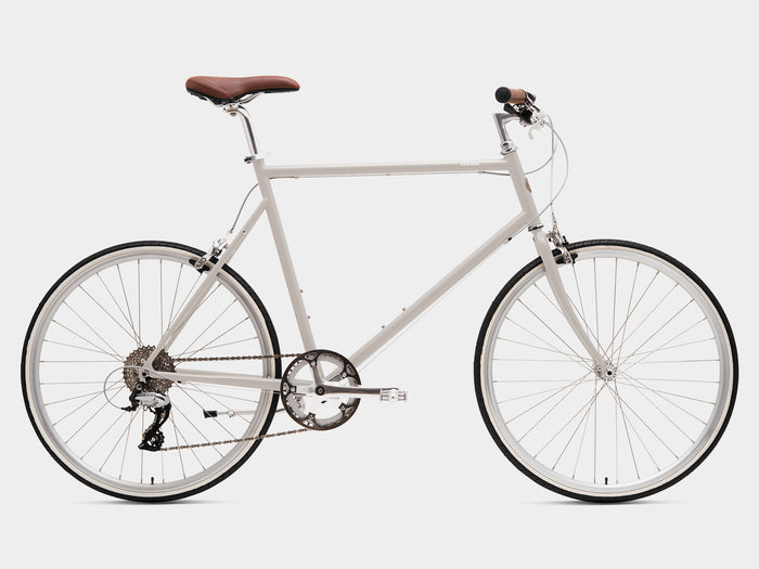 Classic Sport 26, Matte Ivory - tokyobike