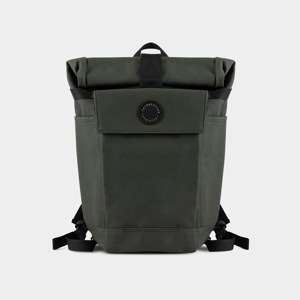 2 Way Backpack / Pannier, Olive