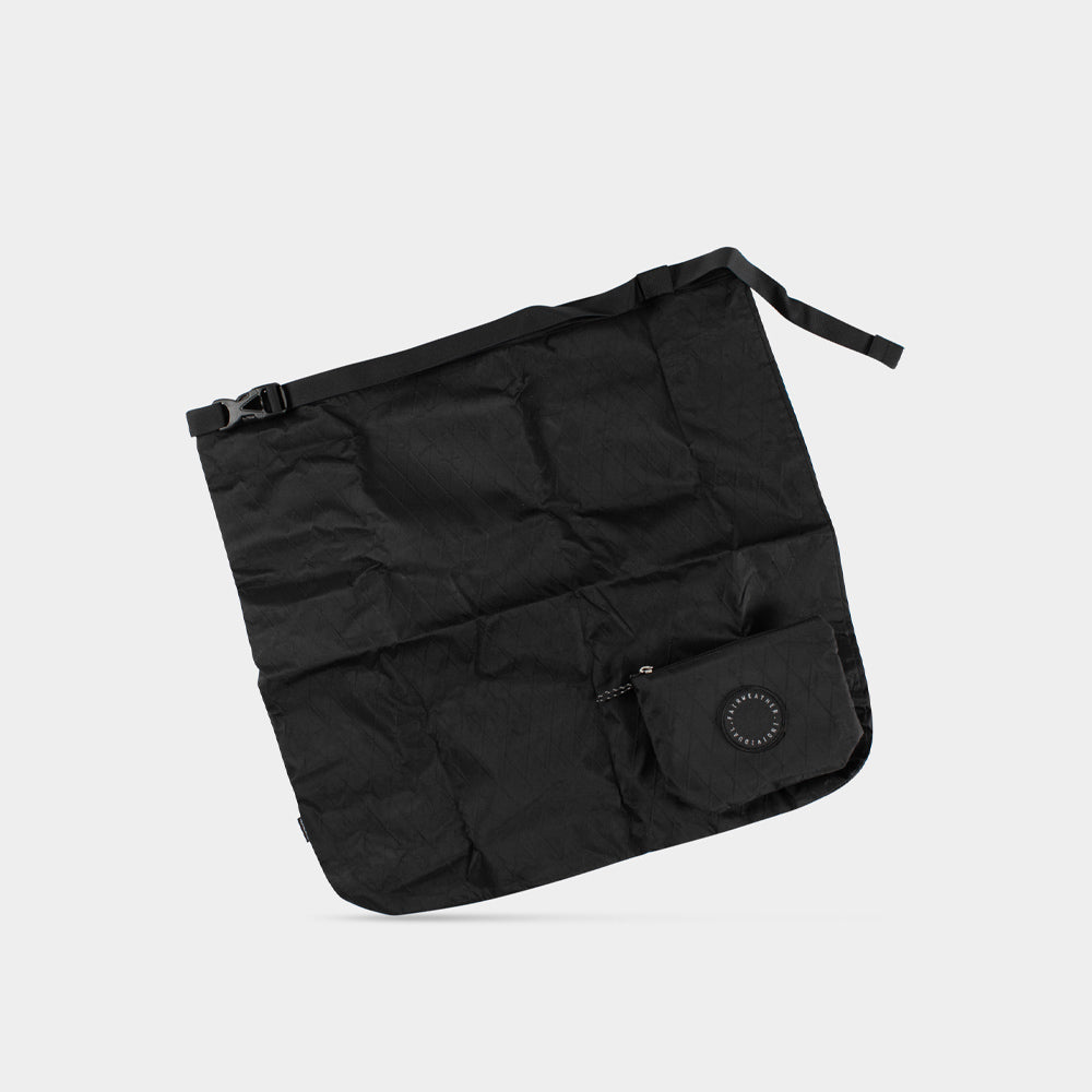 Packable Sacoche, Black