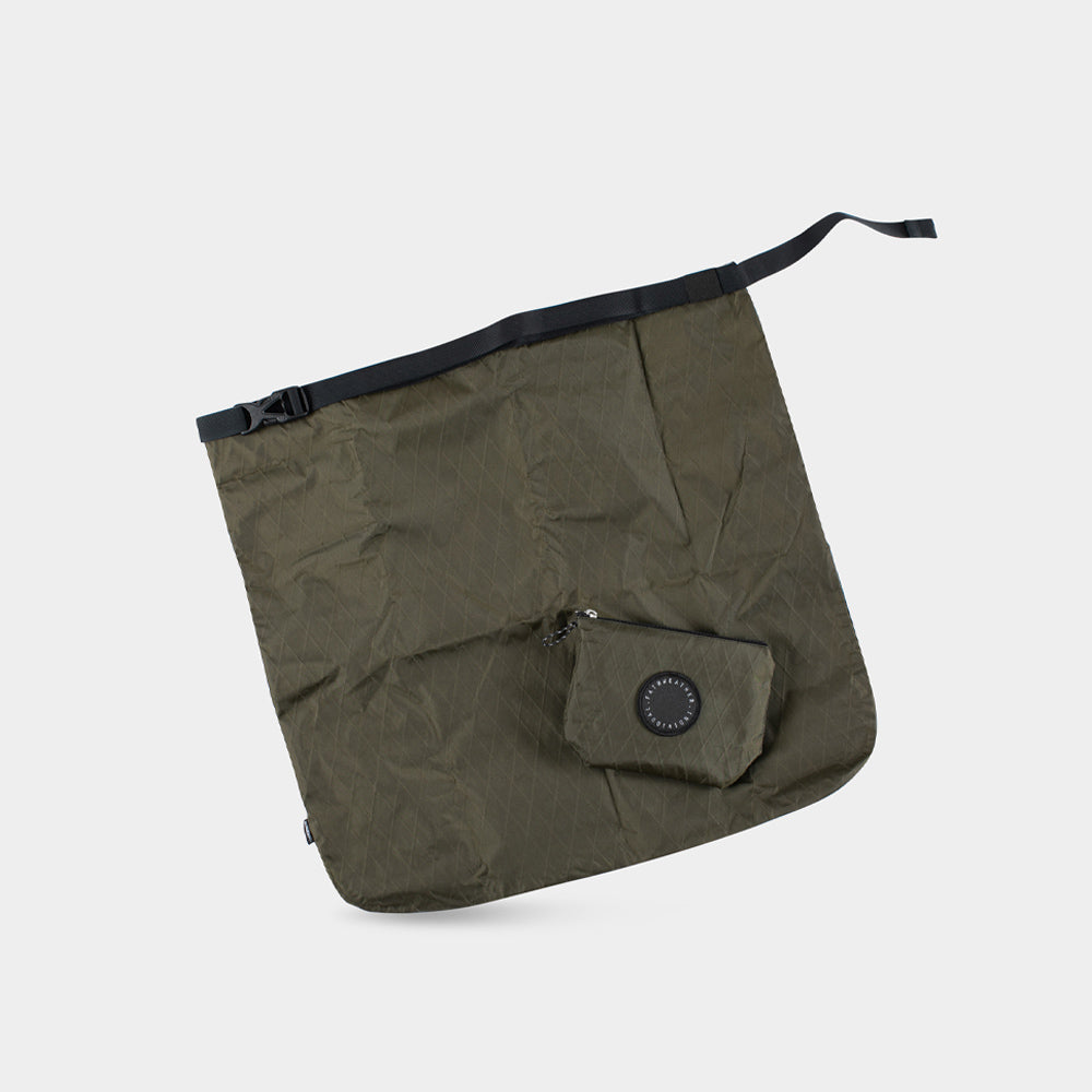 Packable Sacoche, Olive