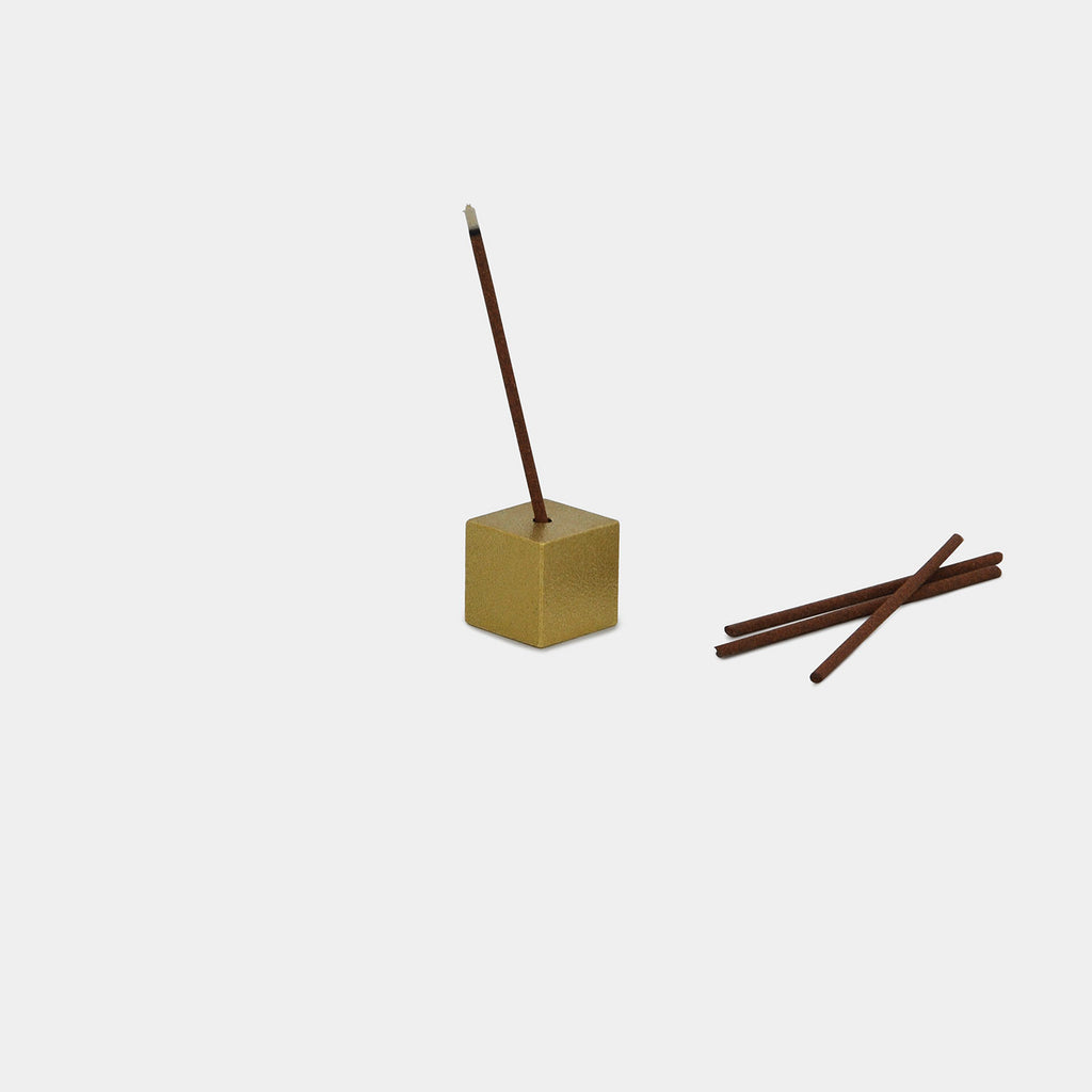 Incense Holder, Brass - tokyobike