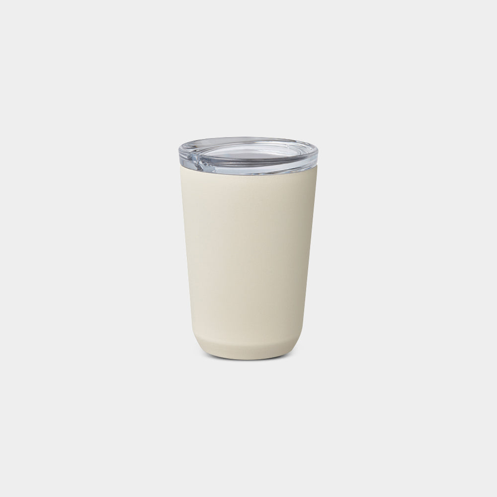 To Go Tumbler, White