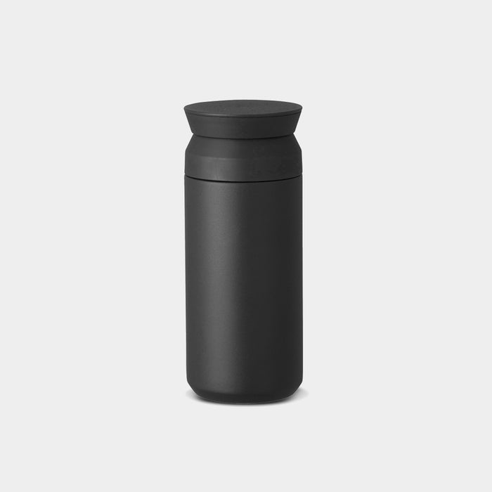 tokyobike - Travel Tumbler, Black - Kinto
