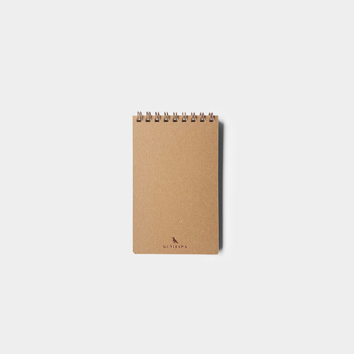 Find Pocket Notebook, Champagne - tokyobike