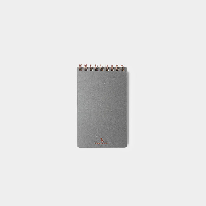 Find Pocket Notebook, Gray - tokyobike