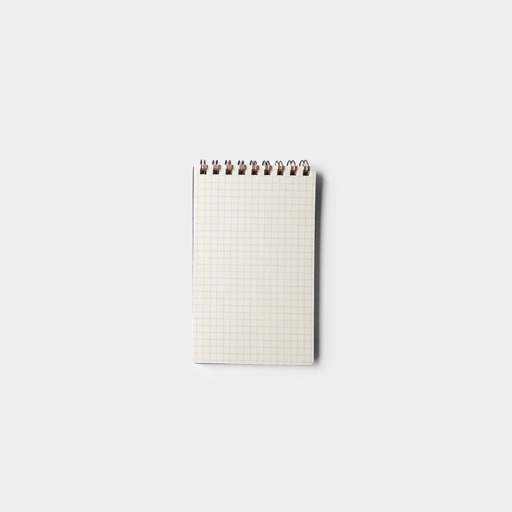 tokyobike - Find Pocket Notebook, Gray - Kunisawa