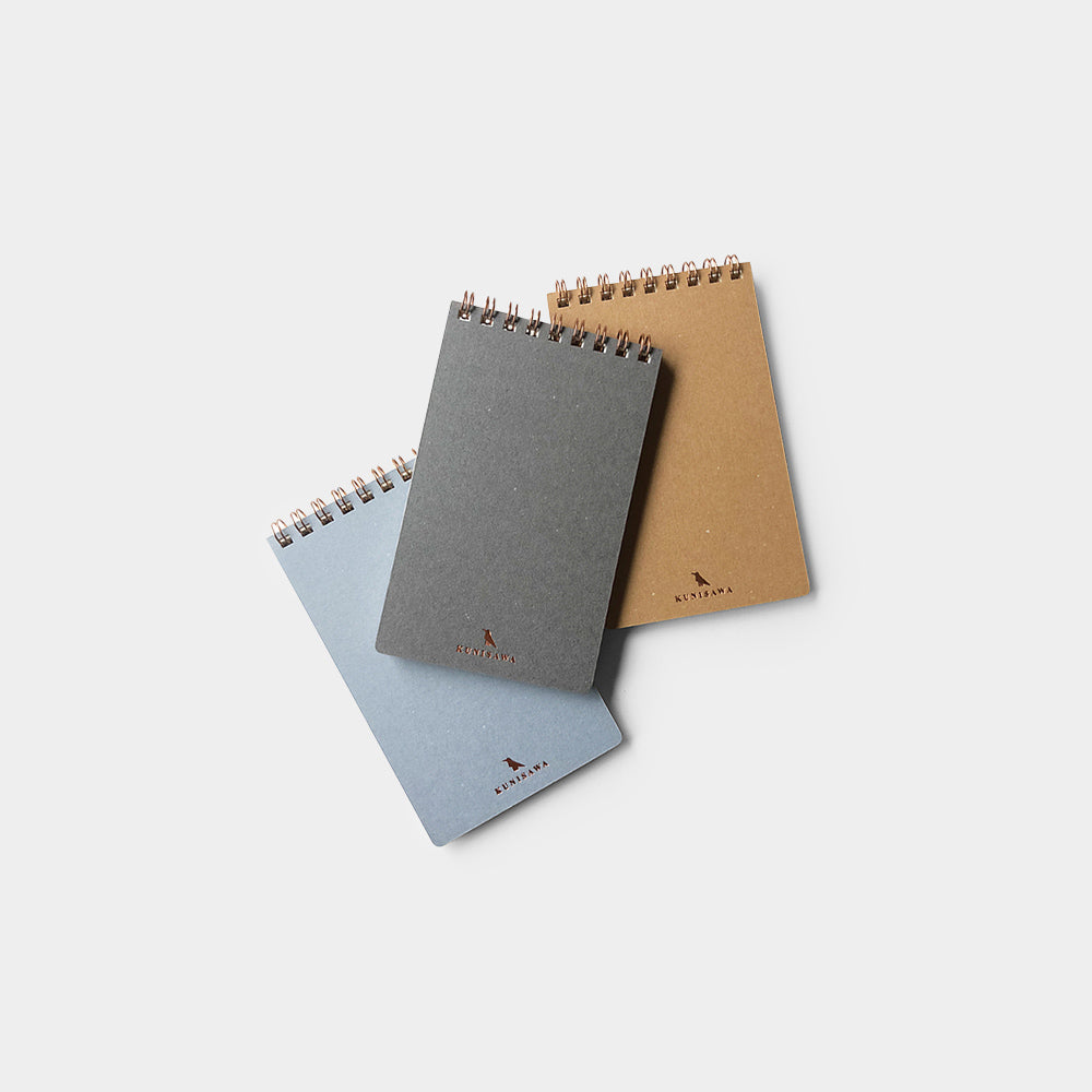 Find Pocket Notebook, Gray